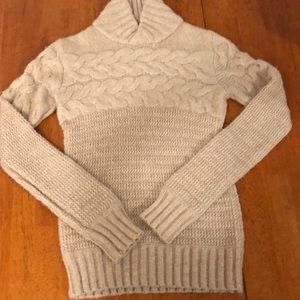 Billy Reid unisex cowl neck sweater